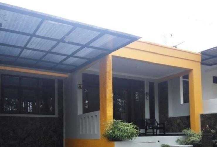 Villa Batoe Residence C7 Malang - Exterior