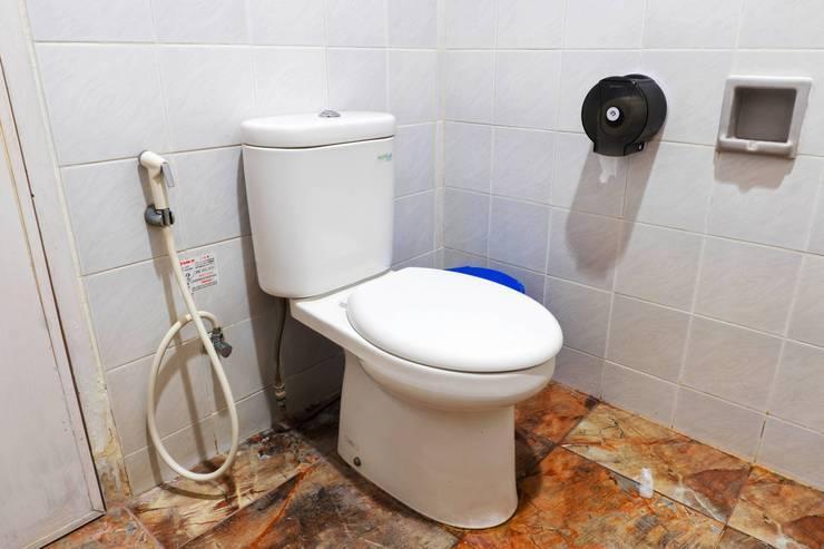 Cendana Mulia Hostel Bogor Bogor - Toilet