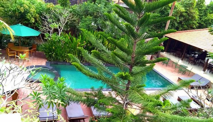 Inata Bisma Bali - Pemandangan Hotel