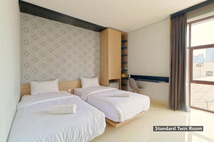 Plaza 54 Residence Jakarta - Standard Twin Room