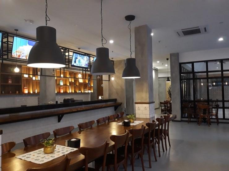 Kama Hotel Medan Medan - Restaurant