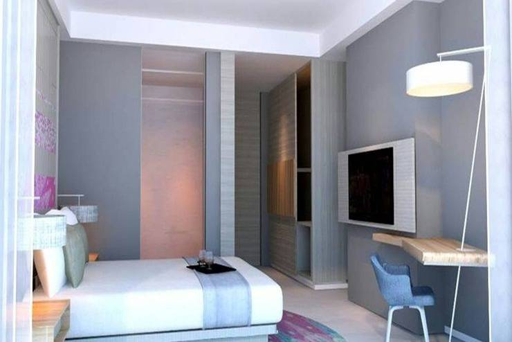Hotel GranDhika Iskandarsyah - Kamar Superior