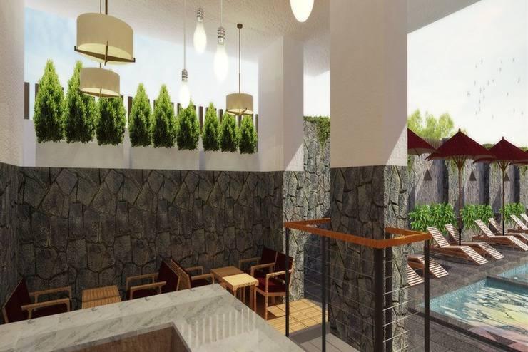 Hotel GranDhika Iskandarsyah - Kolam Renang