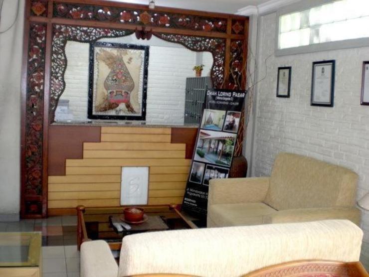 Wisma Sargede Yogyakarta - Exterior