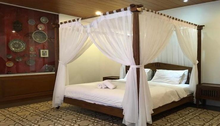 Rumah Stroberi Organic Farm and Lodge Bandung - room