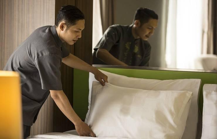 Pesonna Hotel Tegal Tegal - Room