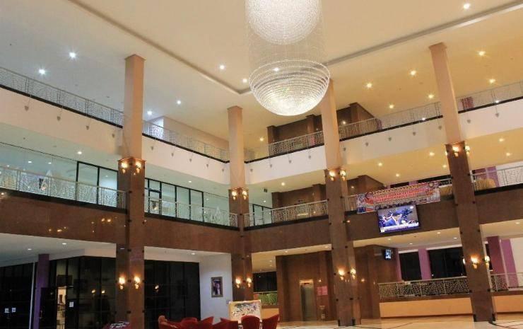 Kyriad Sadurengas Hotel Paser - tampilan dalam