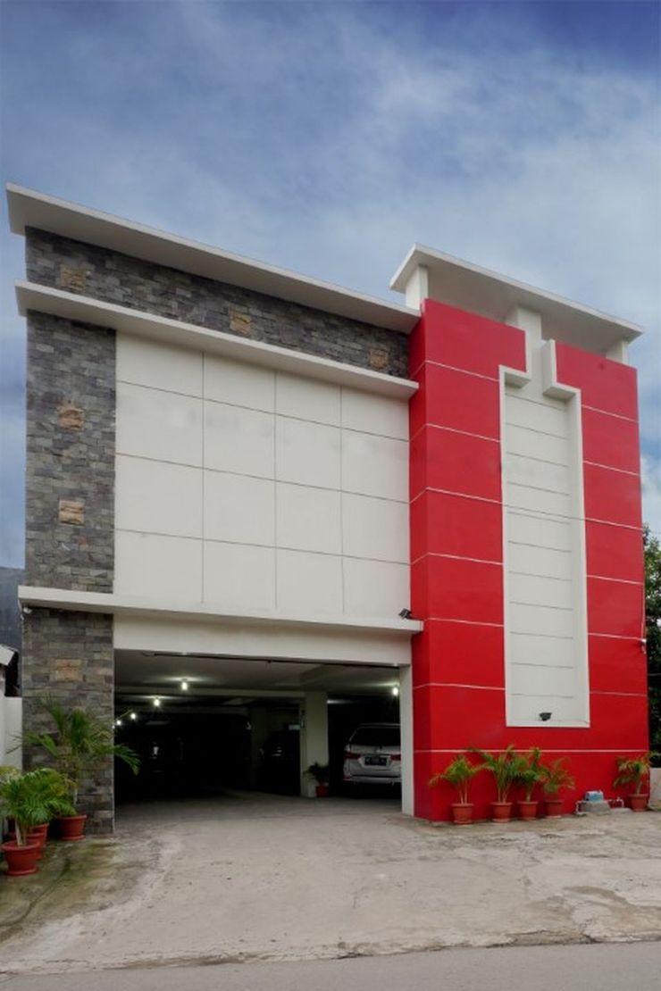 D'Paragon Trikora Palembang - Exterior