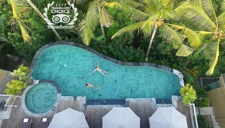 Wapa di Ume Ubud - pool