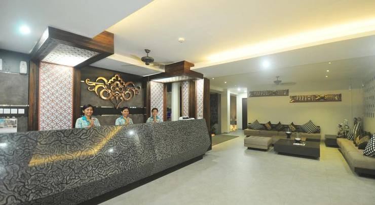 Grand Barong Resort Bali - Resepsionis