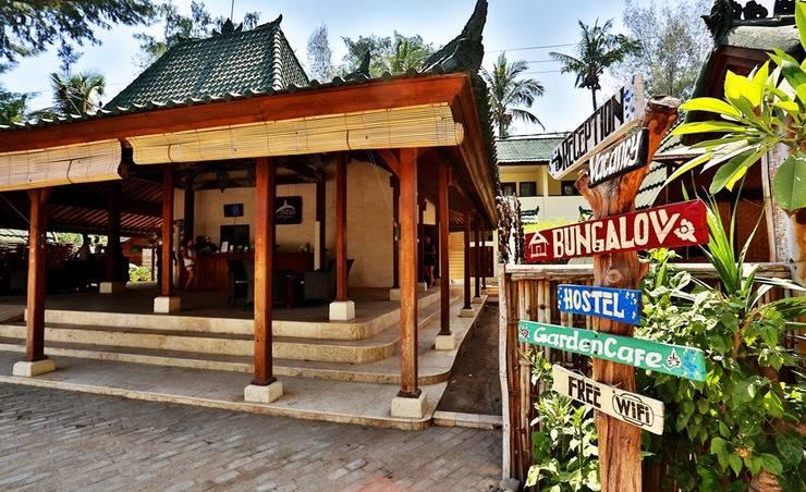 Alamat Review Hotel 7SEAS Cottages - Lombok