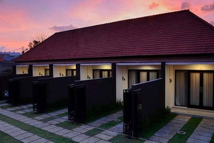 Ninja Suite Villa  Bali - Eksterior