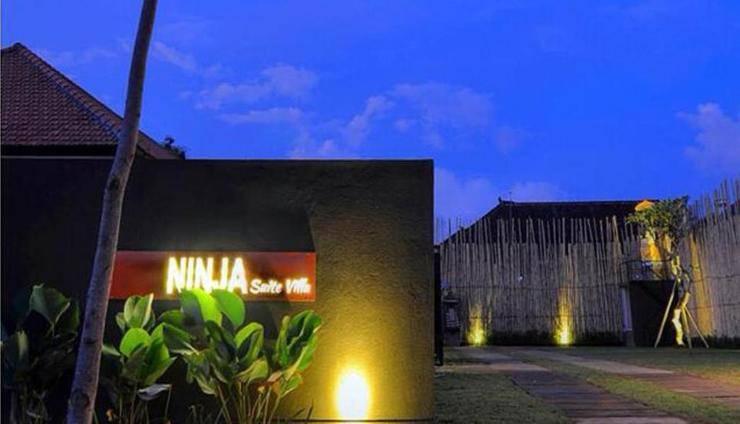Ninja Suite Villa  Bali - bangunan