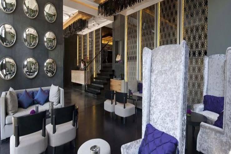 The L Hotel Seminyak - Ruang tamu