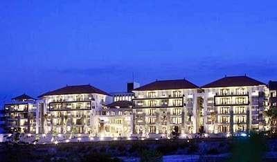Alamat Park Hotel Nusa Dua - Bali