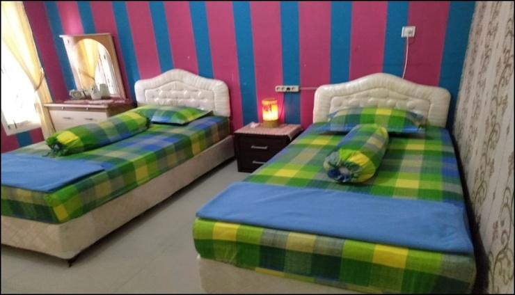 Homestay Mangosteen Syariah Bengkalis - room