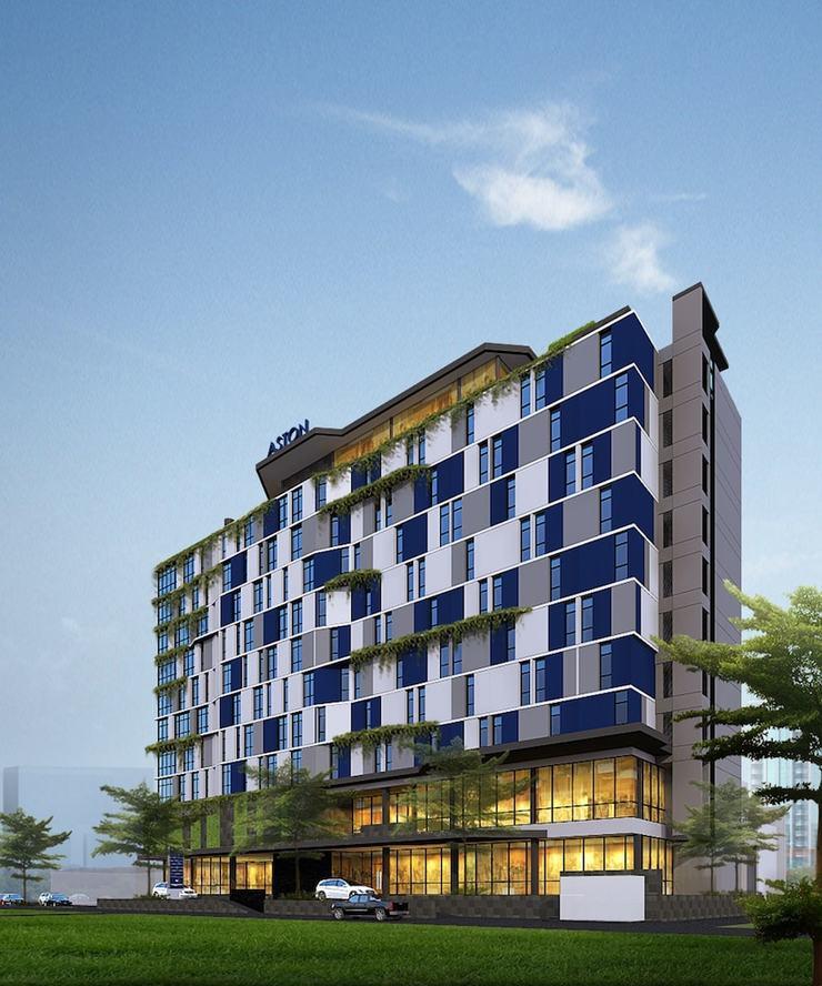 Aston Inn Pandanaran - Semarang Semarang - Hotel Front