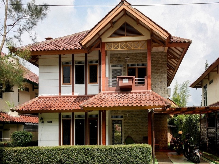 Santibi's Villa Kota Bunga Silvi Cianjur - Exterior