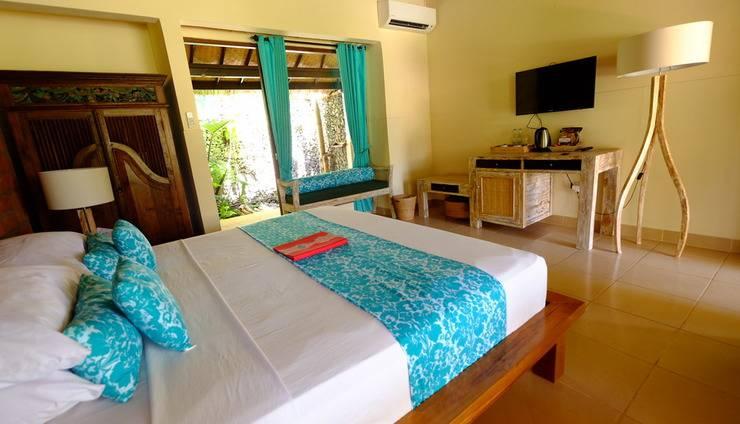 Taman Sari Bali Resort Bali - Kamar Deluxe Studio