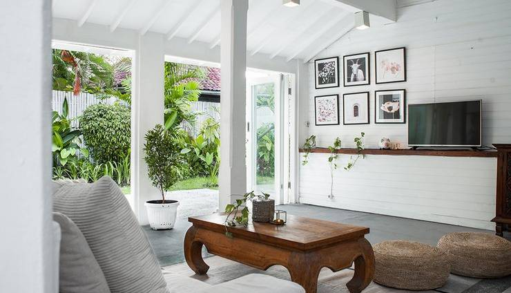 SooBali White Villa Bali -