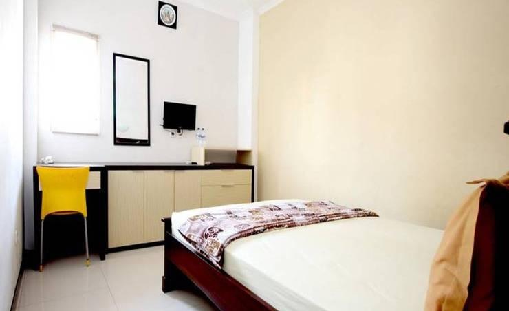 Hotel Elresas Lamongan - Kamar tamu