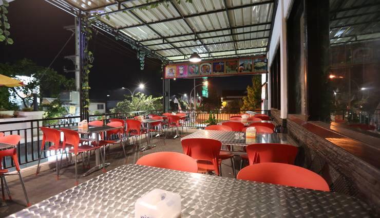 Hotel Elresas Lamongan - Atap