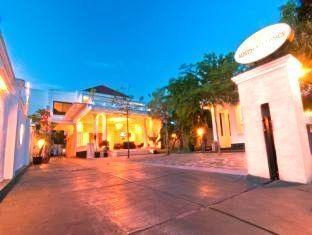 Omah Pari Boutique Hotel Yogyakarta - Tampilan Luar