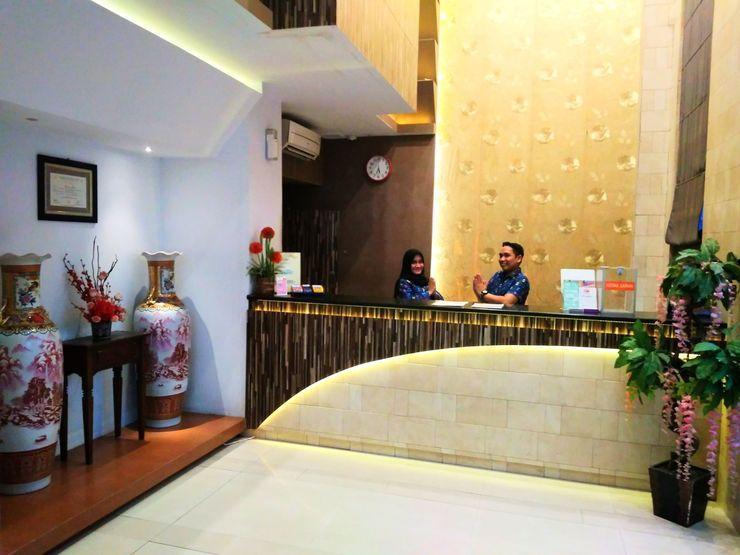 Hotel Parma Pekanbaru - LOBBY