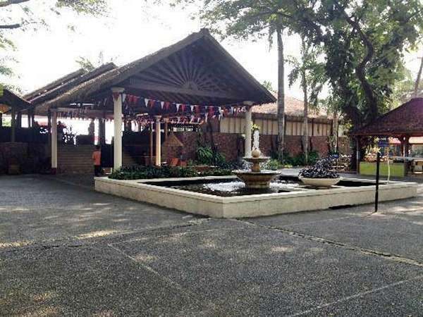 Tanjung Lesung Beach Hotel Pandeglang - Entrance