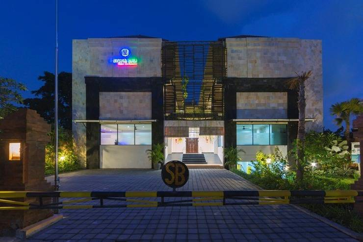 Sylvia Bali Suite Residence Bali - Eksterior