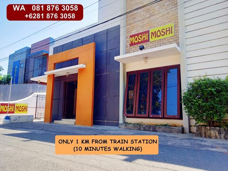 Moshi Moshi Probolinggo - Exterior