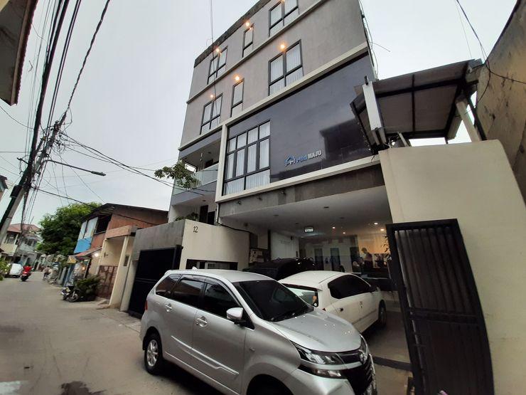 Nusalink Puri Maju Near Jelambar Jakarta - Facade