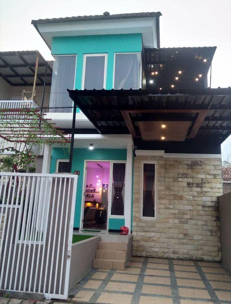 Villa Sekar Jepun Malang - exterior
