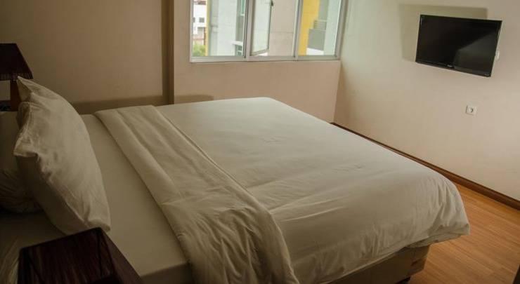Royal Suite Condotel Medan - Kamar tamu