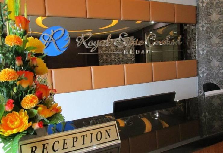 Royal Suite Condotel Medan - Ruang makan