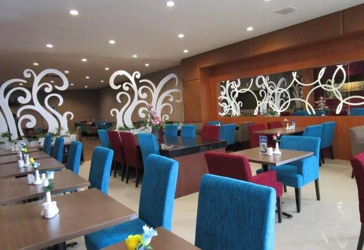 Royal Suite Condotel Medan - Pintu Masuk