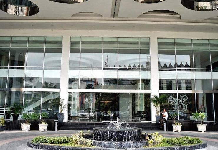 Royal Suite Condotel Medan - Resepsionis
