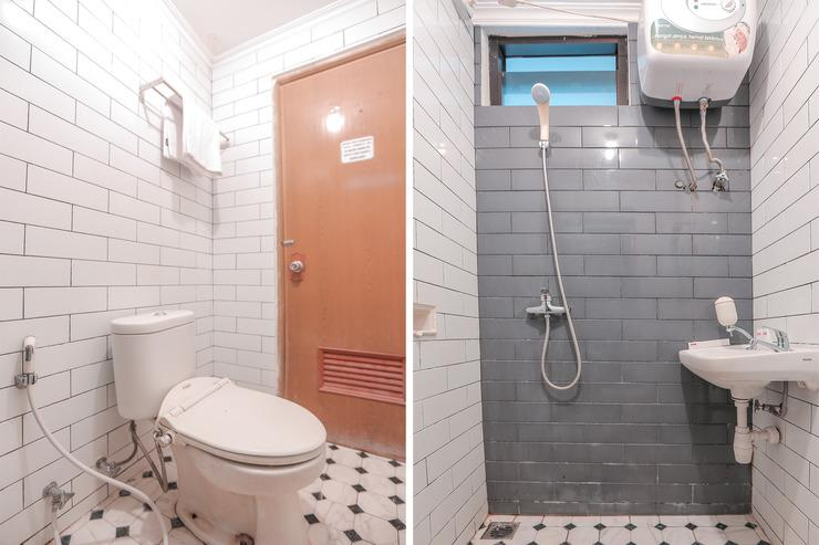 OYO 141 Fatmawati Cozy Residence Jakarta - Bathroom