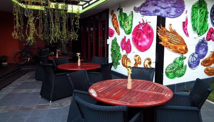 Rumput Hotel Yogyakarta - lobi