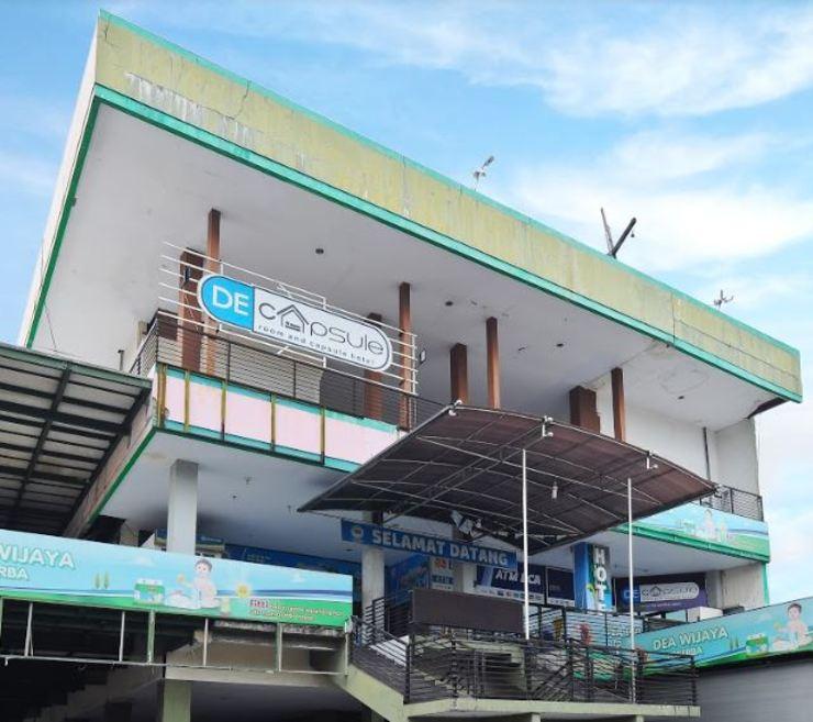 De Capsule Hotel Surabaya - Exterior