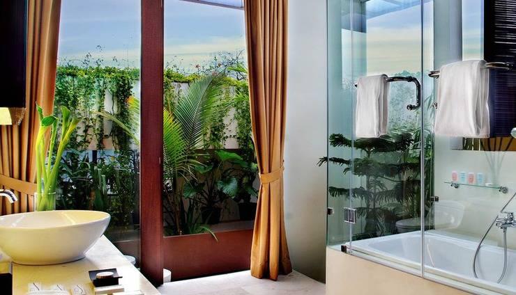 Aston Kuningan Suites Hotel Jakarta - Kamar mandi