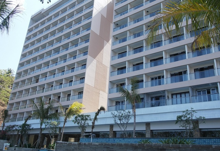 Amarsvati Luxury Resort Condotel & Villas Malimbu Lombok Lombok - Exterior