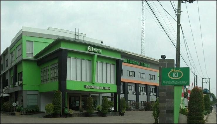Hotel Grand Karawang Indah Karawang - exterior