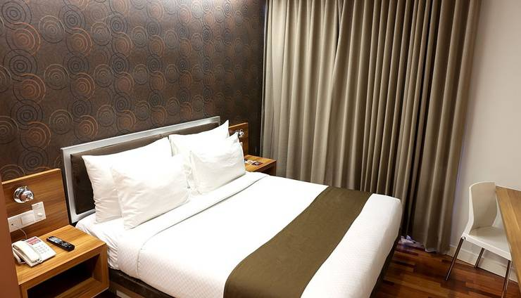 Citihub Hotel at Sudirman Surabaya - Deluxe King