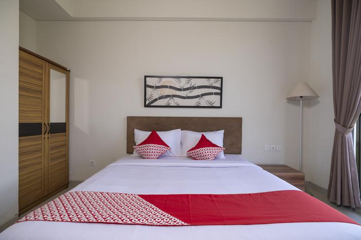 OYO 697 olivia inn denpasar Bali - Bedroom