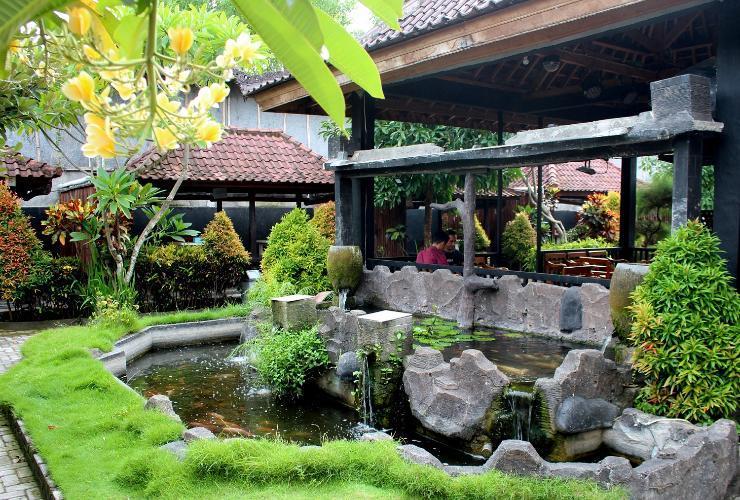 Djembank Hotel Lombok - Exterior