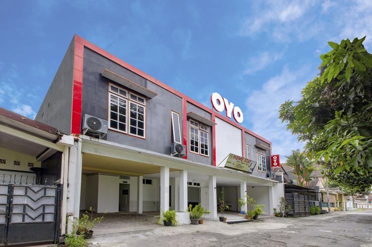 OYO 851 Rumah Mumu Kost & Homestay Yogyakarta - Facade