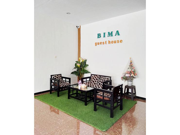 Bima Guest House Malang - Lobby