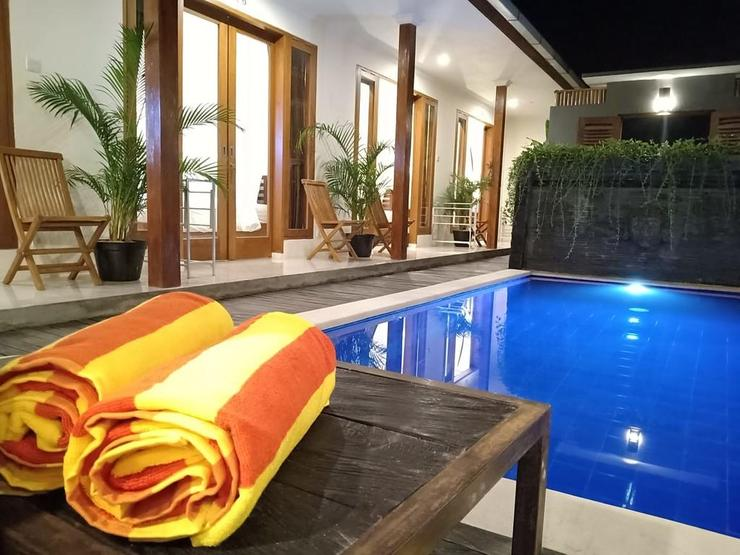 T & J Rooms Bali - Facilities