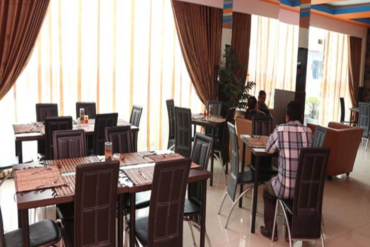 Stefani City Hotel   - Restoran